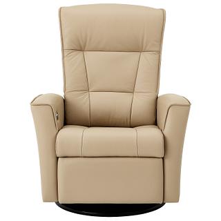 Fauteuil en cuir et similicuir meubles conforts tanguay - Fauteuil inclinable electrique ...