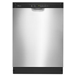 Lave-vaisselle encastrable 12 couverts avec cuve en acier inoxydable