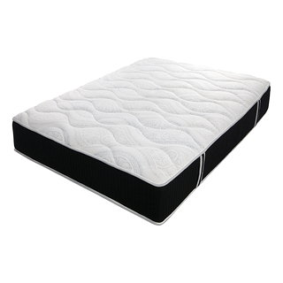Matelas en mousse gel et ressorts Grand lit (Queen)