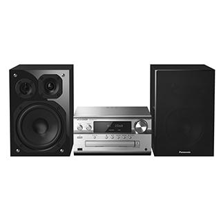 Mini-chaîne AM/FM/CD MP3 Bluetooth AirPlay USB DLNA 120W