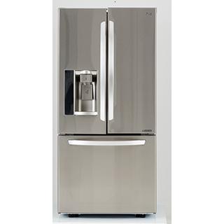 Réfrigérateur à double porte 24.2
