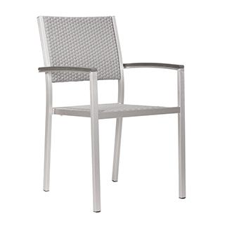Chaise avec bras Metropolitan