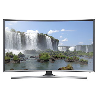 Téléviseur incurvé DEL FULL HD 1080p Smart TV 55 po