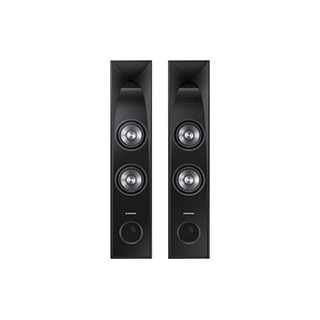 Paire de haut-parleurs Bluetooth SoundTower