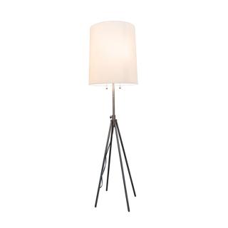 Lampe de plancher ajustable
