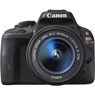 Caméra reflex EOS Rebel SL1 avec objectif 18-55mm