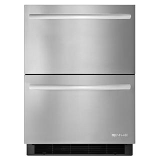 Réfrigérateur-tiroir double de 24po
