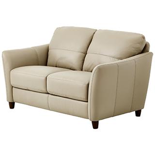 Causeuse en cuir meubler avec style tanguay for Fornirama meuble