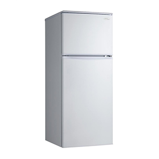 Réfrigérateur 9.1 pi.cu. congélateur en haut