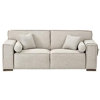 Sofa tissu style champêtre