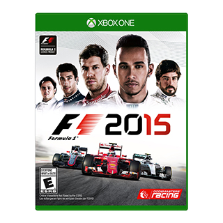 Formule 1 2015 XBOX ONE