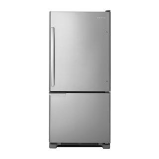 Réfrigérateur 18.5 pi3 congélateur en bas