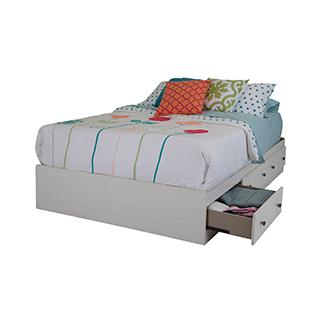 Lit et plateforme meubles de chambre coucher tanguay - Plateforme de lit double ...