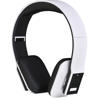 Casque d'écoute supra-auriculaire avec microphone intégré MIO sans fil Bluetooth