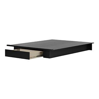 Lit plateforme Double/Grand lit