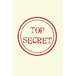 Toile Top secret