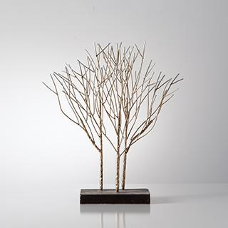 Sculpture arbre en métal - Petit