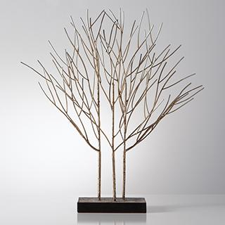 Sculpture arbre en métal - Grand