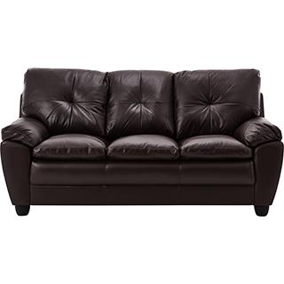 Sofa en cuir et similicuir | Tanguay