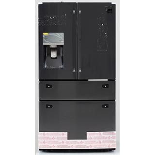 Réfrigérateur à double porte 27.8 pi3