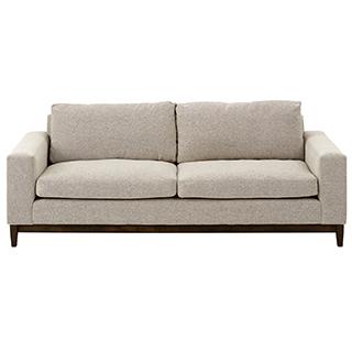 Sofa condo en tissu