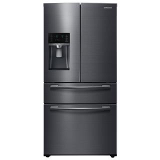 Réfrigérateur à double porte 24.7 pi3