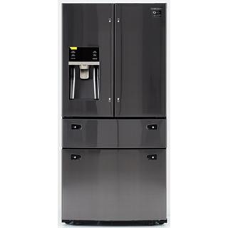 Réfrigérateur à double porte 24.7pi3