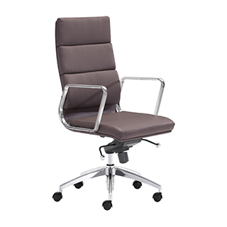Chaise de bureau Engineer haut dossier