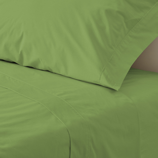 Ensemble de draps Percale 200 lit double