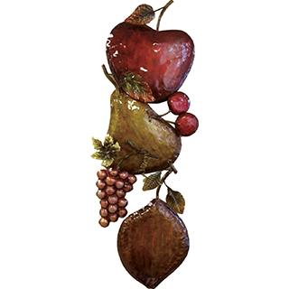 Décoration murale fruits