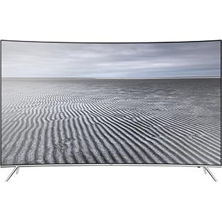 Téléviseur incurvé DEL 4K SUHD Smart TV 55 po