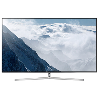 Téléviseur DEL 4K SUHD Smart TV 55 po