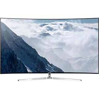 Téléviseur incurvé DEL 4K SUHD Smart TV 78 po