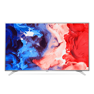 Téléviseur IPS DEL 4K Ultra HD Smart TV 43 po