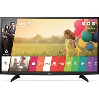 Téléviseur DEL FULL HD 1080p Smart TV 43 po