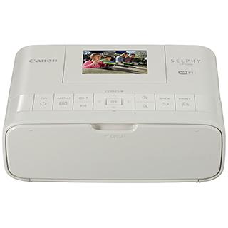 Imprimante photo compact blanc