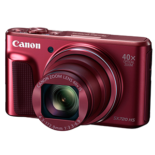 Appareil photo numérique 20,3MP vidéo 1080p zoom 30x Wi-Fi