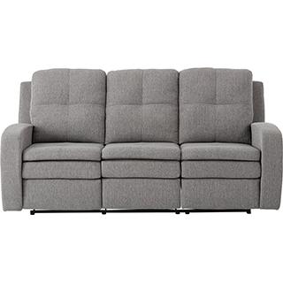 Sofa inclinable tissu