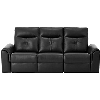 Sofa tissu inclinable contemporain