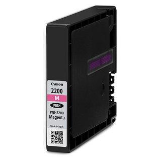 Cartouche d'encre PGI-2200 pour imprimante à jet d'encre-Magenta