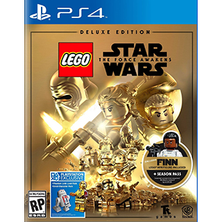 Jeu Lego Star Wars: The force awakens pour PS4