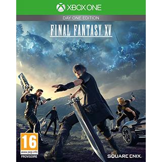 Jeu Final Fantasy XV Day one pour XBOX One