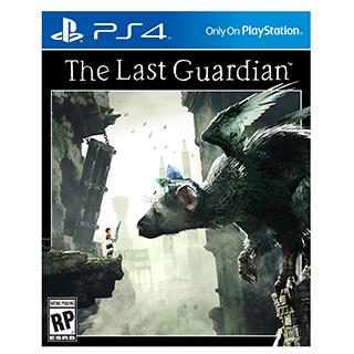 Jeu The last Guardian PS4