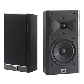 Paire de haut-parleurs d'étagère 2 voies 20-100W Arena