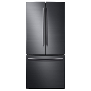 Réfrigérateur à double porte 21.6 pi3