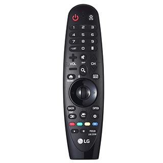 Télécommande Magic Remote 2016 avec recherche vocale