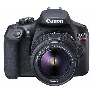 Caméra reflex Rebel T6 avec objectif 18-55mm IS II
