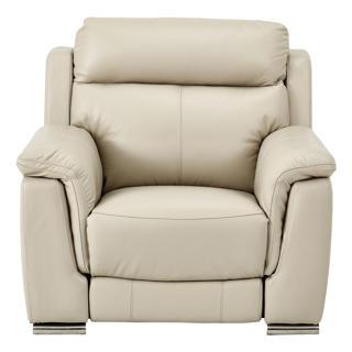 Fauteuil en cuir et similicuir meubles conforts tanguay - Fauteuil inclinable motorise ...