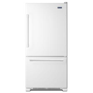 Réfrigérateur 18,7 pi.cu. congélateur en bas