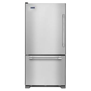 Réfrigérateur congélateur en bas 18.7 pi.cu.